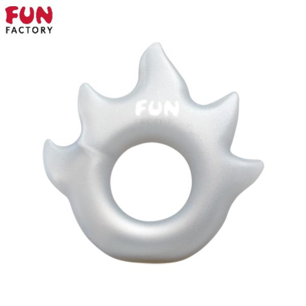 德國Fun Factory*LOVERINGS FLAME 愛的火焰(銀白)