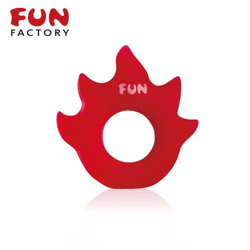 德國Fun Factory*LOVERINGS FLAME 愛的火焰(紅)