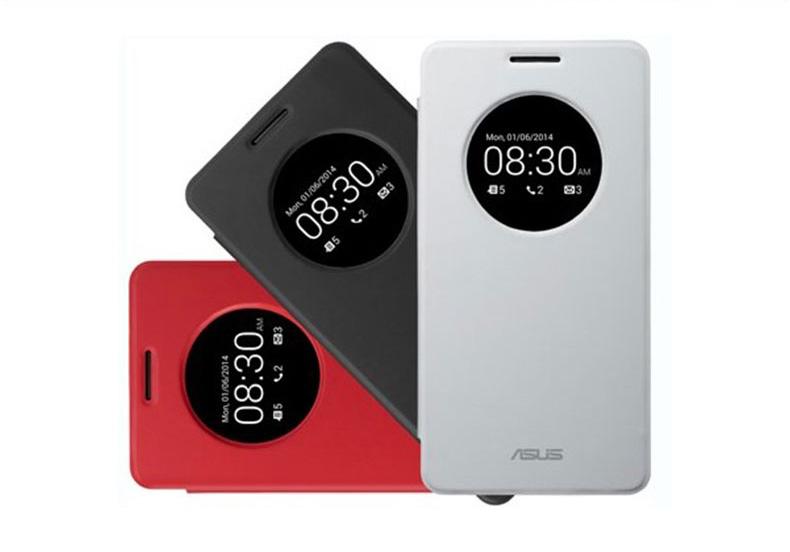 ☆華碩 Zenfone 2│ZE550ML 原廠智慧型視窗皮套 Asus ZE550ML 智能保護皮套【清倉】