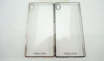 ☆索尼SONY XPERIA Z4 Z3+ MEGA KING 金鍍邊框保護殼 SONY XPERIA Z4 Z3+ 保護殼【清倉】