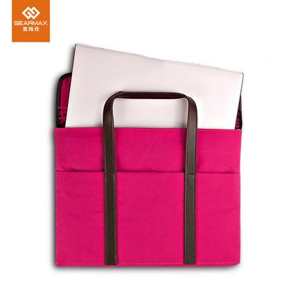 吉瑪仕Gearmax 時尚手提包 13.3吋筆電 筆記型電腦 電腦包 防水面料 手提包【預購】