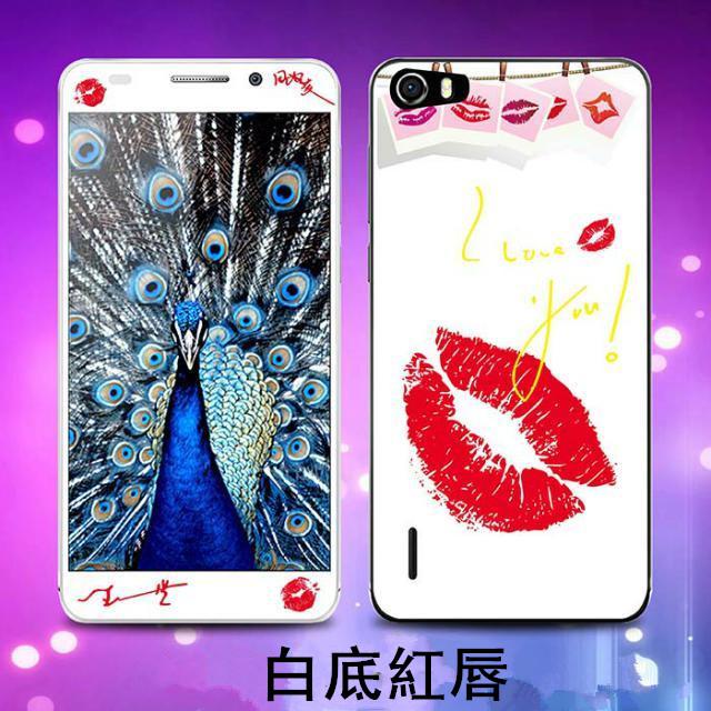 Huawei 榮耀 6 手機貼 XLT019卡通貼膜 彩膜全身貼高透明螢幕貼 華為 榮耀6  高清貼膜【預購】