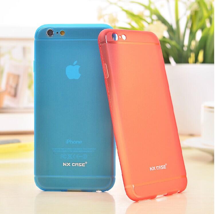 蘋果iphone6 4.7吋保護套 NX CASE諾訊羽系列矽膠手機殼 Apple iPhone 6 超薄保護殼0.5mm外殼【預購】