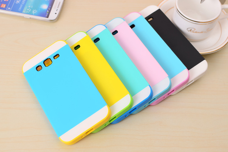 ☆三星 Galaxy Grand 2 G7106 NX CASE 諾訊 拼色三合一手機殼 G7102 G7108 時尚雙色組合式保護殼