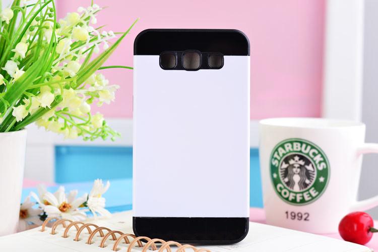 三星i8552 Galaxy Win保護套 諾訊NX CASE拼色三合一手機殼i8558手機套時尚雙色組合式保護殼