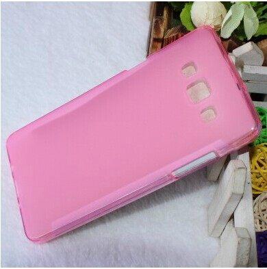 ☆三星Galaxy A5 A5000 彩色布丁套 手機保護套 超薄後殼 Samsung galaxy A5000 清水套 軟背殼【清倉】