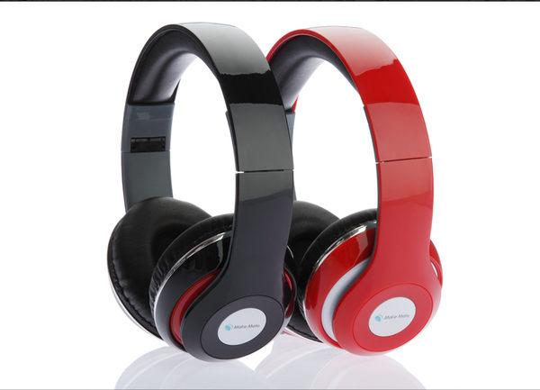 頭戴式耳機 貝殼美Make mate EP-140頭戴式 發燒音樂耳機 重低音線控遊戲運動穿戴耳機【預購】