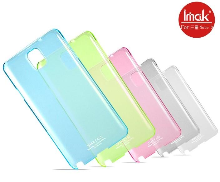三星Note 3 N900 手機殼 艾美克imak超薄0.7mm彩殼 N9005 N900A N9002 保護殼保護套 手機外殼
