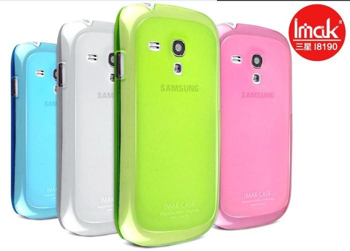 三星i8190 GALAXY SIII Mini 手機殼 艾美克imak超薄0.7mm彩殼 SAMSUNG i8190 保護殼保護套 手機外殼