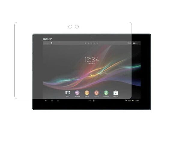 SONY Xperia Tablet Z2 平板鋼化膜 9H 0.4mm直邊 耐刮防爆玻璃膜 防爆裂高清貼膜 索尼Z2 防污保護貼