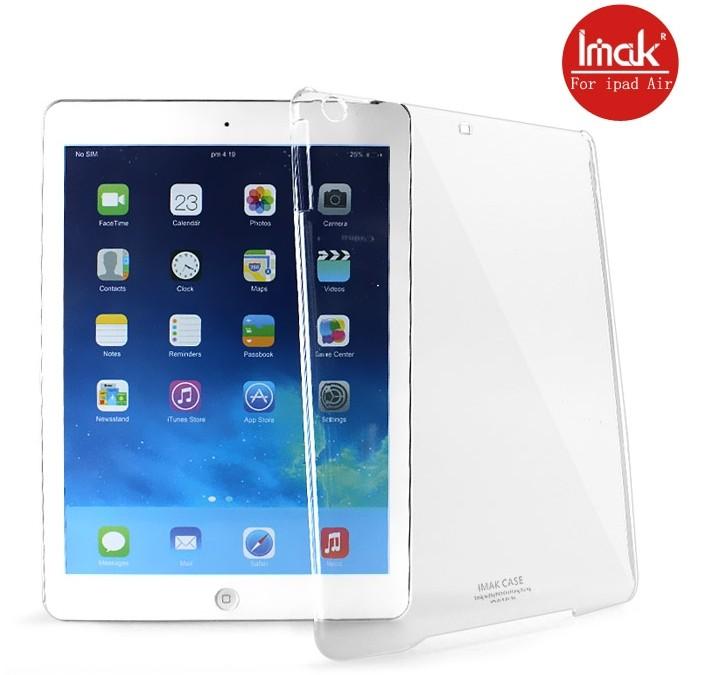 蘋果ipad Air 水晶殼 艾美克imak羽翼II耐磨版水晶殼 APPLE ipad5 透明保護殼保護套 可貼鑚