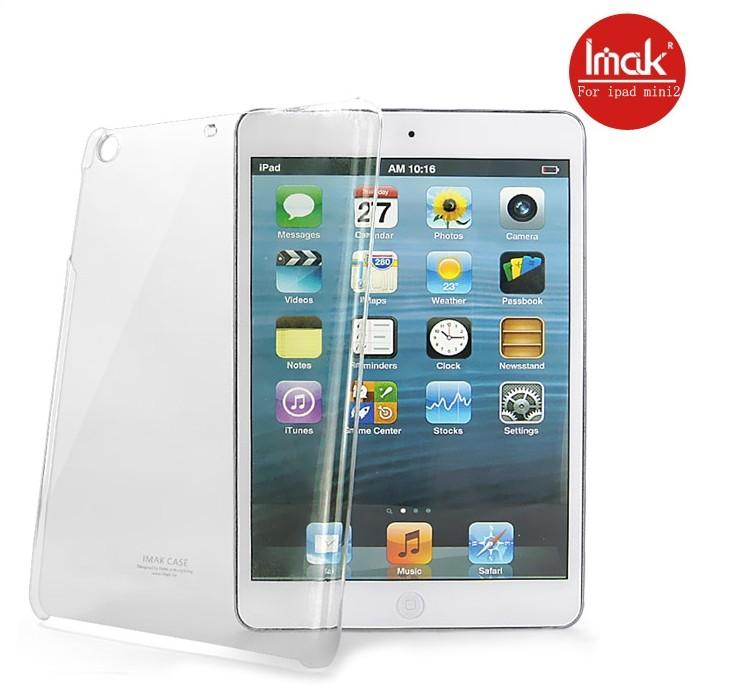 蘋果iPad Mini2 水晶殼 艾美克imak羽翼II耐磨版水晶殼 APPLE 迷你2 透明保護殼保護套 可貼鑚