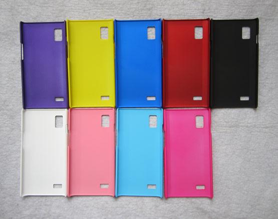 樂金LG Optimus L9 P768 磨砂彩殼 背殼 手機外殼 LG L9手機保護殼【預購】