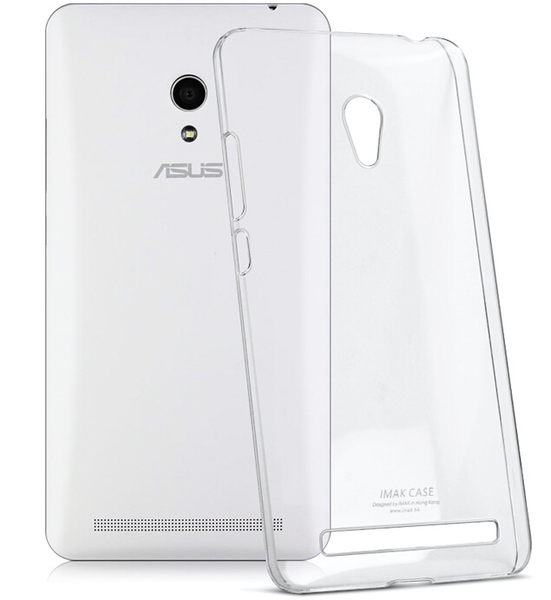 華碩 ZenFone 6保護殼 艾美克imak羽翼II耐磨版水晶殼  手機保護殼 手機背殼 透明背蓋