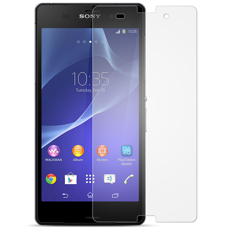 SONY Xperia Z3 手機貼 imak艾美克高透明螢幕貼 索尼L55T L55U D6603 D6616屏幕保護貼保護膜