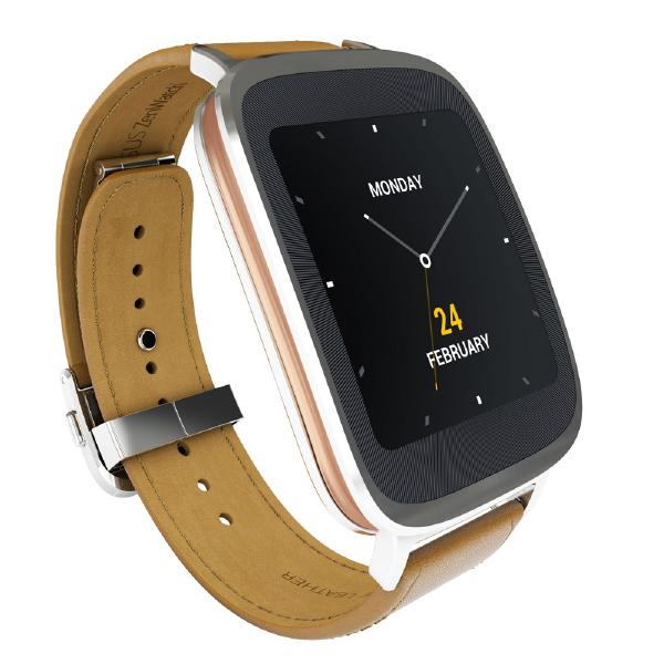 華碩 ASUS ZenWatch 智慧手錶 WI500Q  內建4GB 四核心【葳豐數位商城】