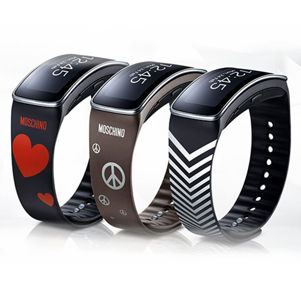 SAMSUNG 三星 Gear Fit R350 原廠專屬 設計師時尚錶帶(不含Gear) 【葳豐數位商城】