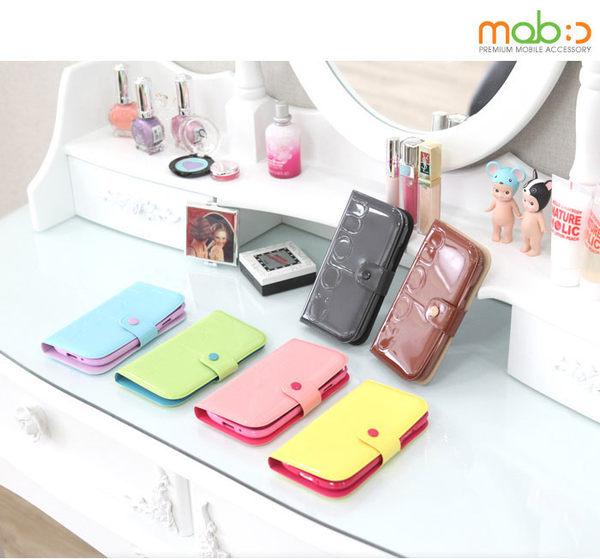 Samsung S3 mini i8190 MOBC Bubble Pocket書本式側翻皮套/手機套【葳豐數位商城】