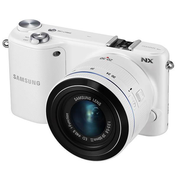 單眼相機 SAMSUNG NX2000+20-50mm 變焦鏡組 【葳豐數位商城】