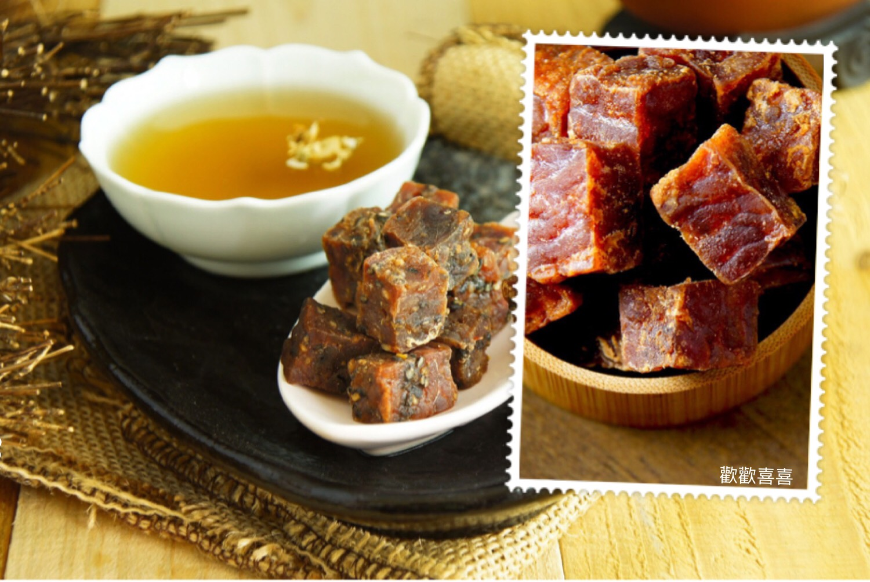 豬肉乾 歡歡喜喜 豬肉骰子糖120g2入299元(蜜汁+黑胡椒)