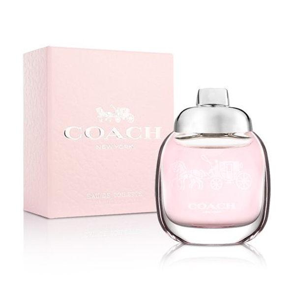 COACH 時尚經典女性淡香水 4.5ml 小香《Belle倍莉小舖》