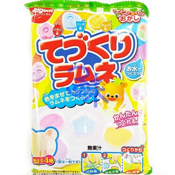 (日本) 明治 DIY彩色動物汽水糖(黃) 1包 30 公克 特價66元【 4902744031950 】