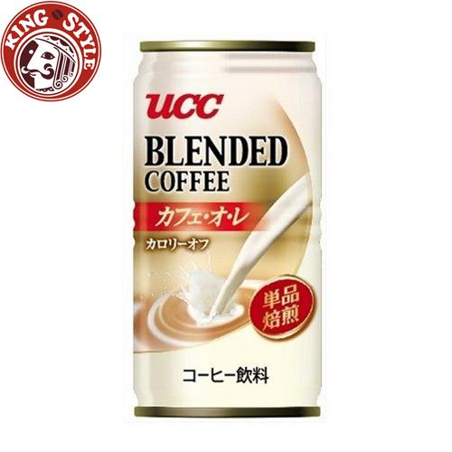 金時代書香咖啡【UCC】咖啡歐蕾 185g