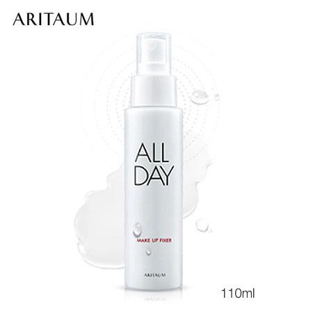 韓國 Aritaum All Day Make Up Fixer 全天清透定妝噴霧 110ml 韓國熱銷 新款包裝【B061009】