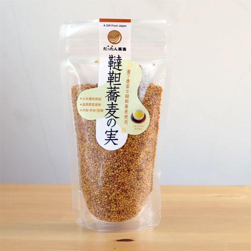 韃靼蕎麥粒/120克-日本烘焙保留蘆丁營養,香脆可口的全穀健康零嘴