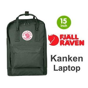 瑞典 FJALLRAVEN KANKEN  laptop 15inch 660 Forest Green 森林綠 小狐狸包