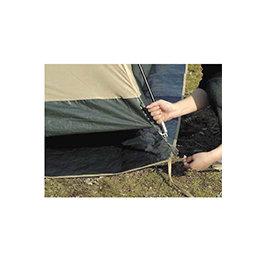 露營 帳篷 | LOGOS 日本 | 露營 帳篷 帳棚 營帳 防潮墊 地墊 地布 200cm*200cm | 秀山莊(LG84960101)