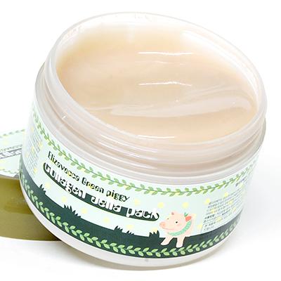 [明洞美妝時尚館]韓國熱銷Elizavecca Milky Piggy~珍豬膠原蛋白精華修護霜(晚安面膜) 100g