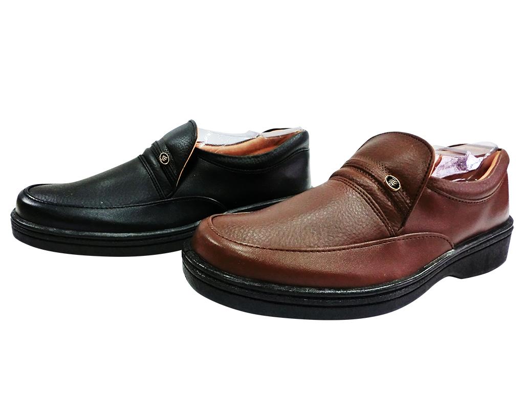 Arriba FA-429 帆船鞋 休閒鞋 皮鞋  黑色/咖啡色 男鞋