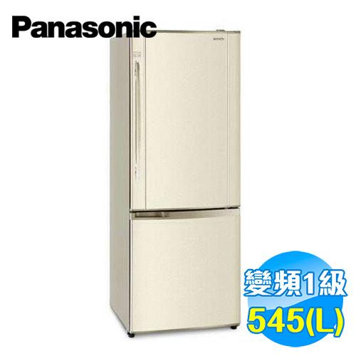 國際 Panasonic 545公升 雙門變頻冰箱 NR-B555HV-N
