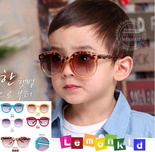 Kocotree◆簡約時尚兒童紫外線護目太陽眼鏡