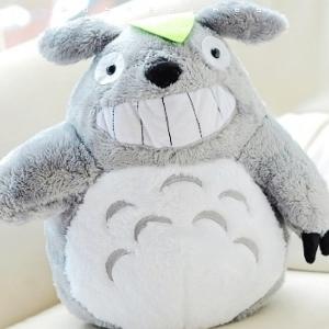 美麗大街【104062504】12吋龍貓造型抱枕 玩偶 娃娃
