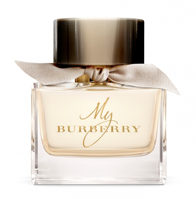 My burberry 淡香水 1.5ml 針管香水