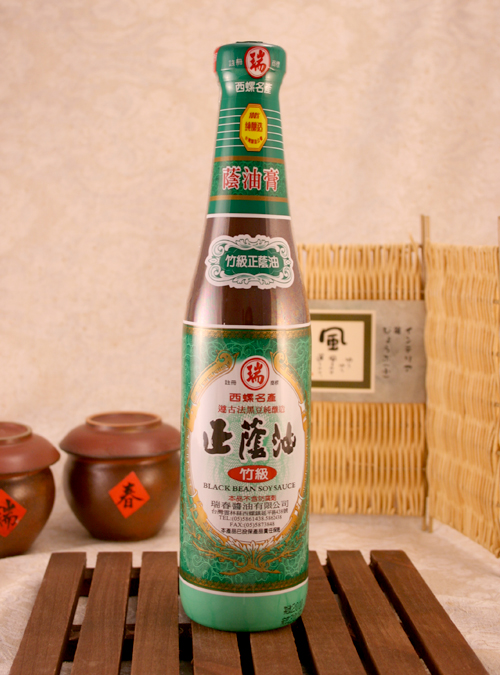 【瑞春醬油】竹級醬油膏[六瓶裝]