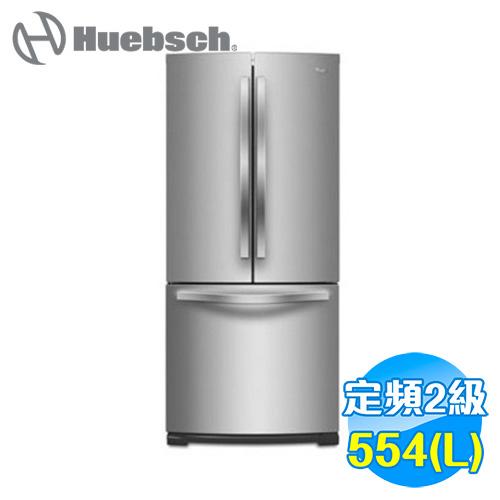 惠而浦 Whirlpool 554L 法式三門冰箱 WRF560SMYM