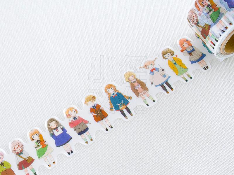 *小徑文化*   台灣原創   野餐桌 picnic tablle - Gummy Girl 01_淑女讀書會 ( PT-GUMMY01 )