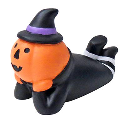 日本Decole加藤真治公仔 Concombre 狂歡盛宴的萬聖之夜-托下巴 萬聖節擺飾/萬聖節玩偶◤apmLife生活雜貨◢