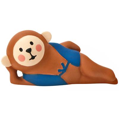 猴子家族的新年慶賀之日- 慵懶側躺 ◤apmLife生活雜貨◢