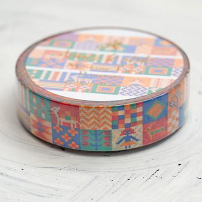 拼貼藝術馬賽克紙膠帶 ◤apmLife生活雜貨◢