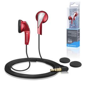 志達電子 MX365 SENNHEISER MX 365 耳塞式耳機 (宙宣公司貨,保固二年) 門市提供試聽服務
