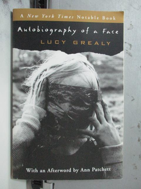 【書寶二手書T2/原文書_OCQ】Autobiography of a Face_Lucy