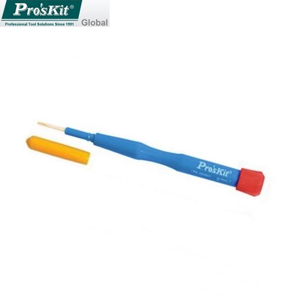 又敗家@台灣Pro'sKit寶工陶磁調整起子1PK-034NG(+PH0)小尺寸十字起子ZrO2氧化鋯材質堅硬陶瓷小size刀具螺絲批刀ProsKit