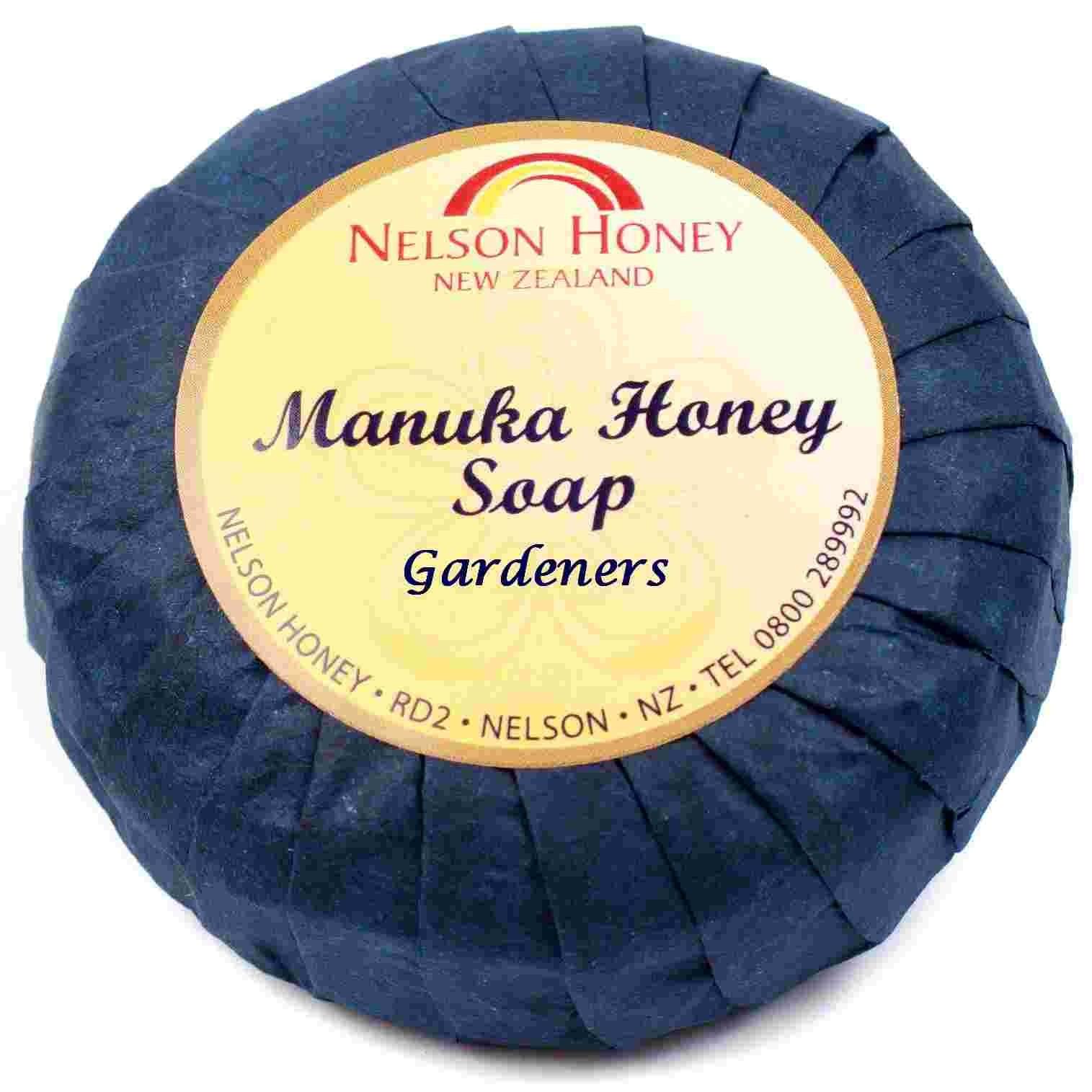 Nelson Honey麥盧卡蜂蜜園藝皂