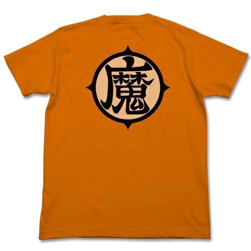 日貨 COSPA 七龍珠  魔T恤 日版金證 橘色  ORANGE T-shirt 尺寸L 現貨