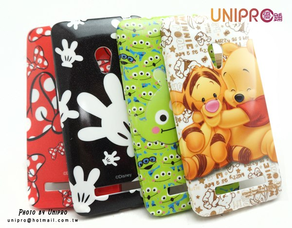 UNIPRO 迪士尼 ASUS ZenFone5 米妮蝴蝶結 米奇手套 三眼怪 小熊維尼與跳跳虎 手機殼 TPU保護套 軟殼