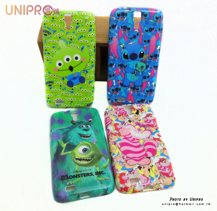 【UNIPRO】鴻海 Infocus M320 迪士尼 史迪奇 三眼怪 妙妙貓 怪獸大學 TPU 手機殼 保護套
